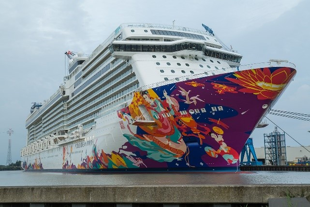 Cruise Liner World Dream