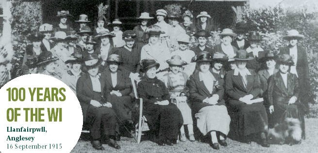 100 Years of the Women's Institute